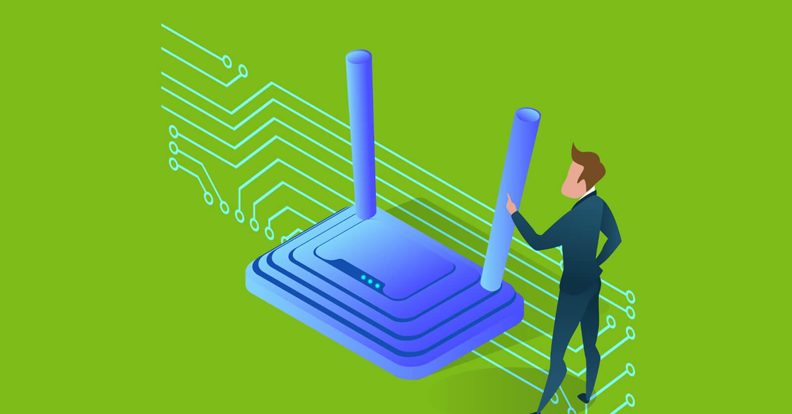 Como melhorar sinal do wi-fi